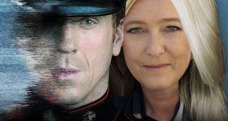 Hostages: Le Pen hints at Homeland scenario