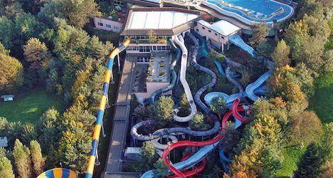 TV producer seeks Swiss waterpark cast members