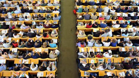German universities slip in world rankings