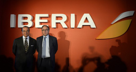 Struggling Iberia pins hopes on image revamp