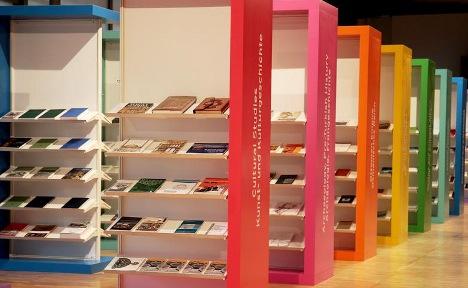 Publishing start-ups crowd Frankfurt book fair