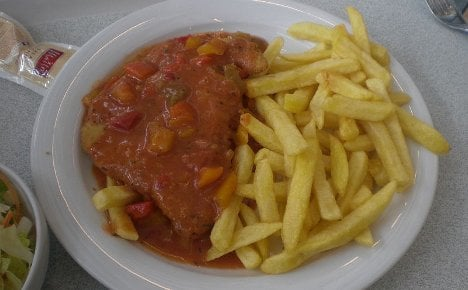 Hannover finds 'Gypsy' schnitzel tasteless