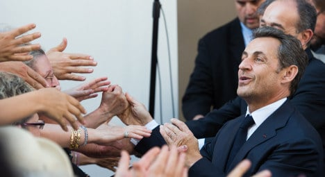 Sarkozy in late bid to halt corruption charges
