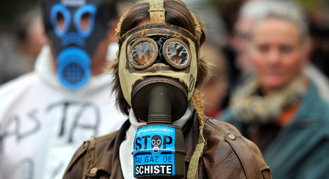 France upholds ban on shale gas fracking