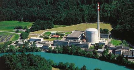 Nuclear plant shutdown announced for 2019