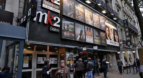 Cinema-goers turn their backs on French films