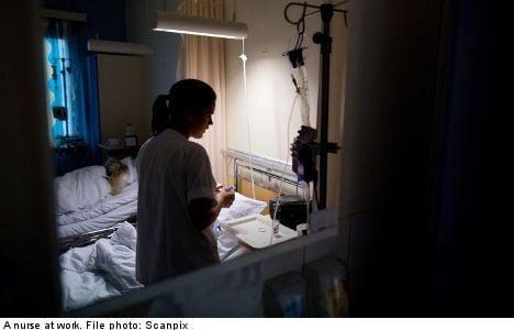 Sweden delays EU nurses despite shortage