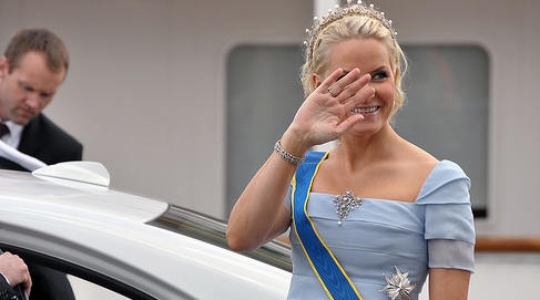 Princess Mette-Marit on sick leave till Christmas