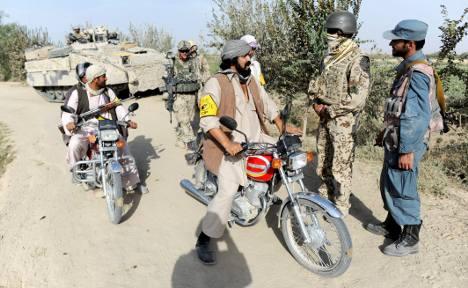 Germany gives Afghan interpreters asylum