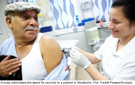 Severe swine flu kicks off influenza season