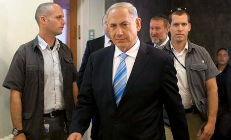 German warning triggers Israel UN meet