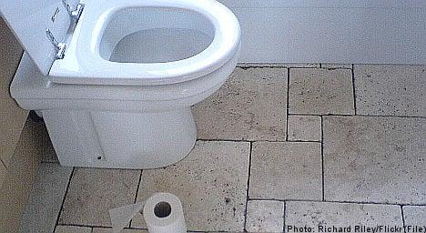Dirty school toilets make Swedish kids sick: docs