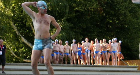 Paris wins right to host 2018 Gay Games