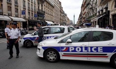 Police arrest three over axe gang watch heist