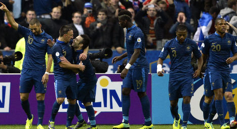 France fear Portugal tie in World Cup play-offs