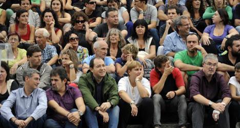 'We won't renounce our struggle': Eta leaders