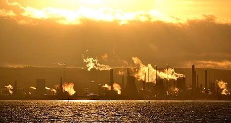 Swiss firm keeps Scottish petrol plant alive