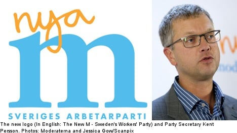 Moderates' new 'workers' party' logo sparks fury