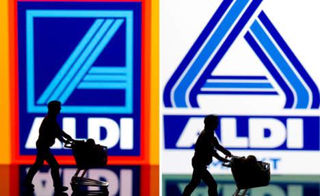 Aldi attracts ever more British shoppers