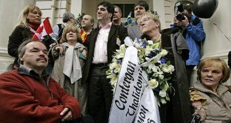 Thalidomide firm denies liability in Spain case