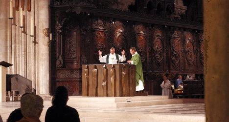 French Church changes 'blasphemous' prayer