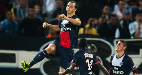 Ligue 1 preview: PSG sweat over Ibrahimovic