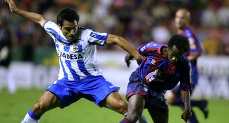 Nine Spanish clubs in match-fixing probe