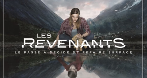 Zombies lead revival of French TV industry