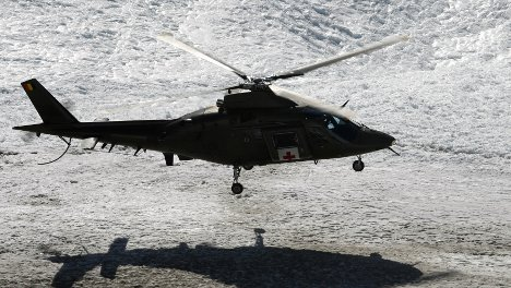 Chopper firm seeks arbitration in India row