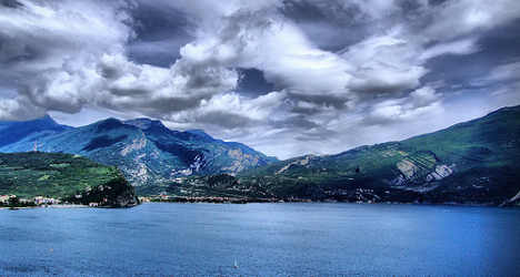 Lake Garda's poisoned fish threaten restaurants
