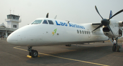 Seven French among 44 killed in Laos plane crash