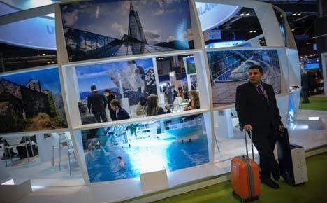 Brandless Madrid suffers tourism blues