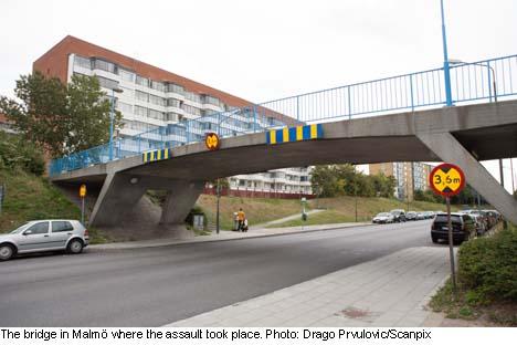 Cops 'closer to solving' Malmö hate crime case