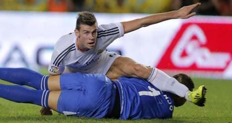 Injured Bale cost Real Madrid €91 million