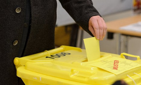 Again? Third of Germans want fresh elections