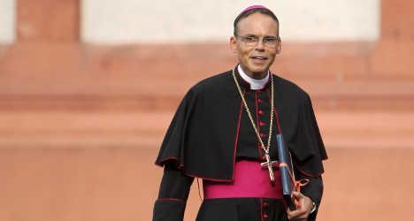'Lavish' bishop flies Ryanair for Pope talks