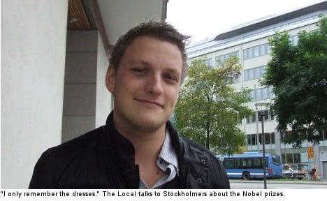 Swedes dissect Nobel flops, faves 'n' females