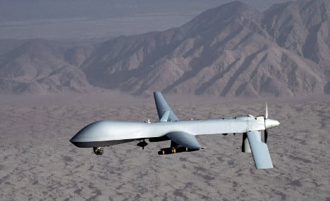 Germany helped US with 'illegal' drone attacks