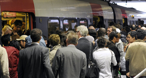 Europe-wide strike set to hit rail services in France