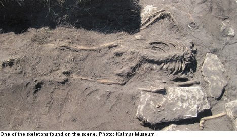 Sweden's 'Pompeii' massacre baffles experts
