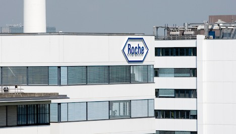 Roche head talks up Novartis 'relationship'