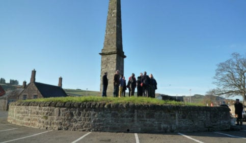 Norse parliament found under Scottish car park