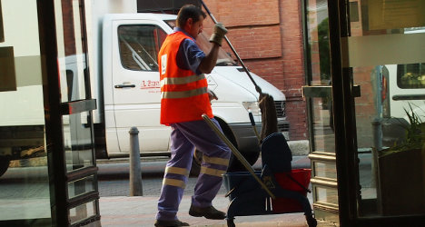 Spanish wages set for fall: Business leaders
