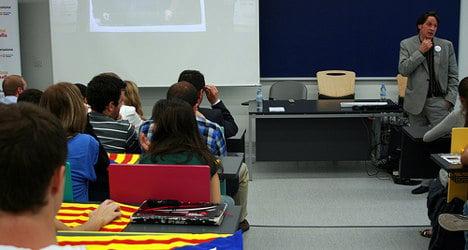 Spain's universities sink in global rankings