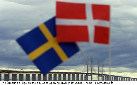Denmark top destination for Swedish tourists
