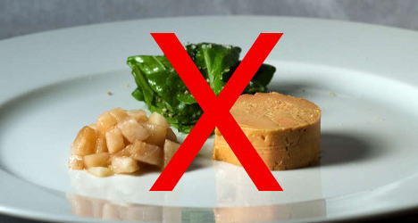France slams Amazon UK ban on foie gras