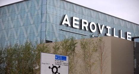 Paris airport gets new €355m shopping complex