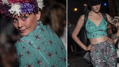 Norwegian high fashion hits UK's Topshop chain