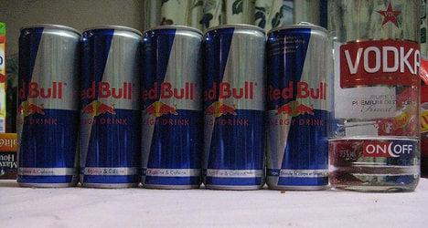 Avoid Vodka Red Bull, French watchdog advises