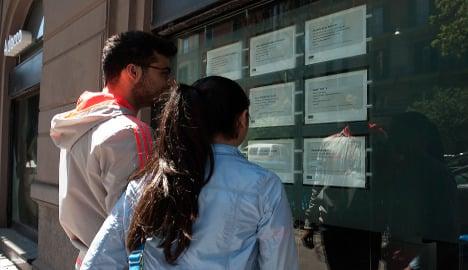 Unemployment hits high again amid political crisis